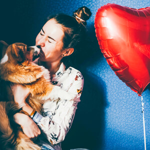 Your Dog Makes the Best Valentine's Date